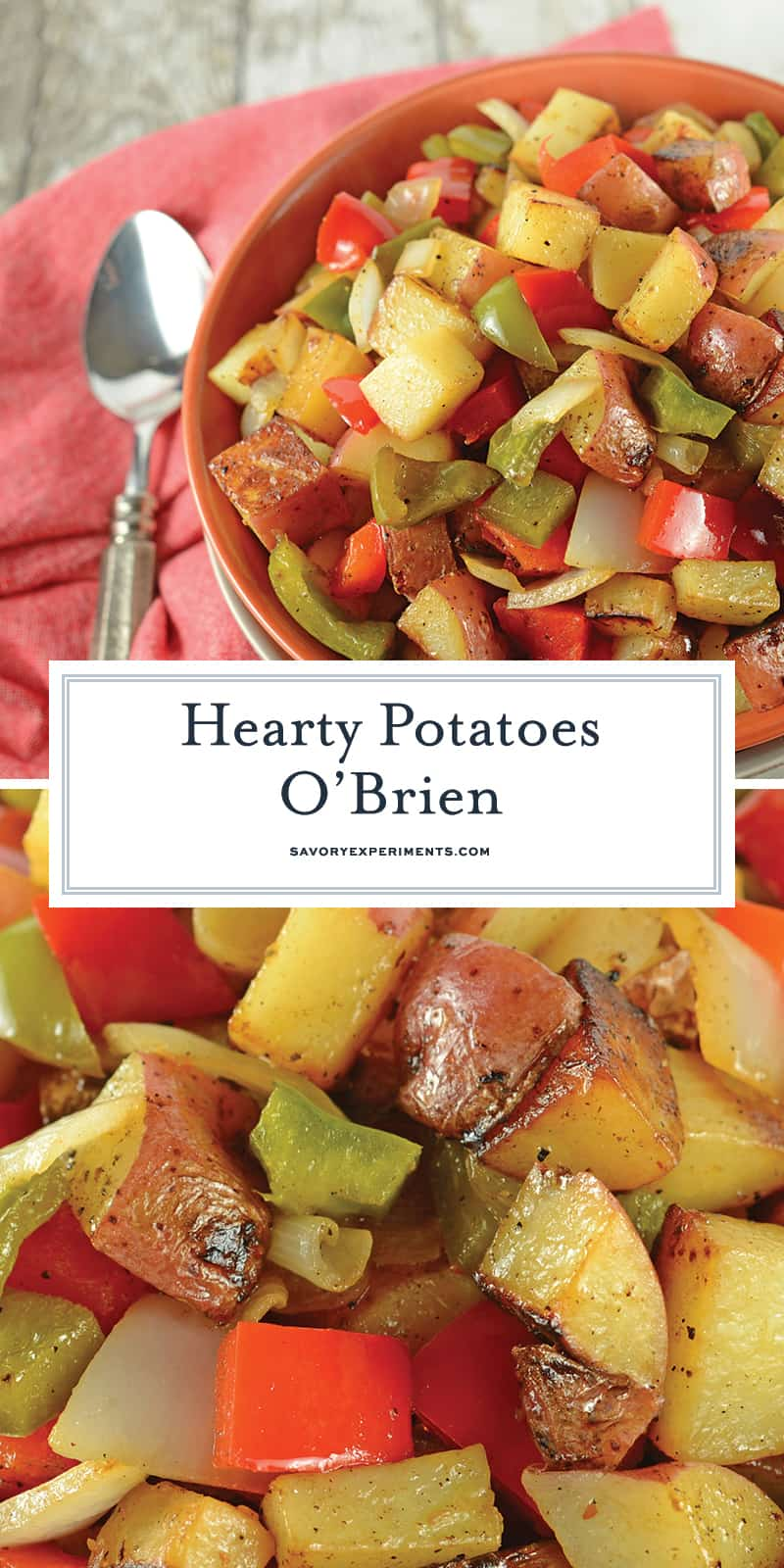 Potatoes O Brien The Best Potato Side Dish Recipe