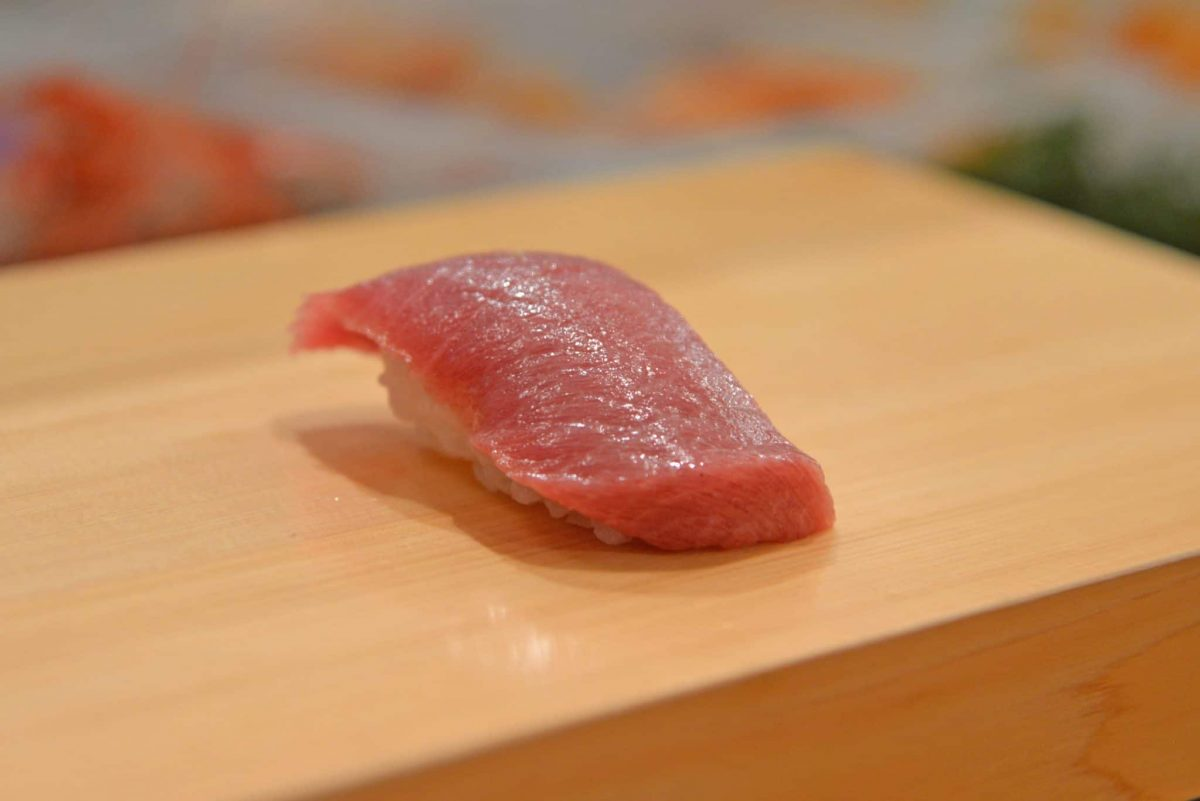 Tuna- Chutoro