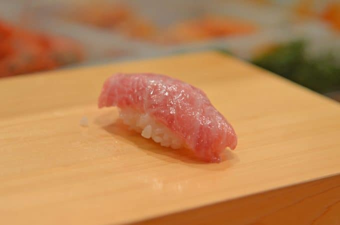 Japanese Guide to Sushi Tuna