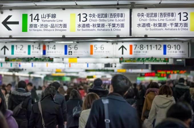 Navigating the Tokyo Railways