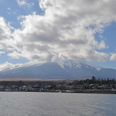 Easy tips on how to get the most out of your day trip from Tokyo to Mt. Fuji, Japan's active volcano and tallest peak.#tokyo #japan #myfuji www.savoryexperiments.com
