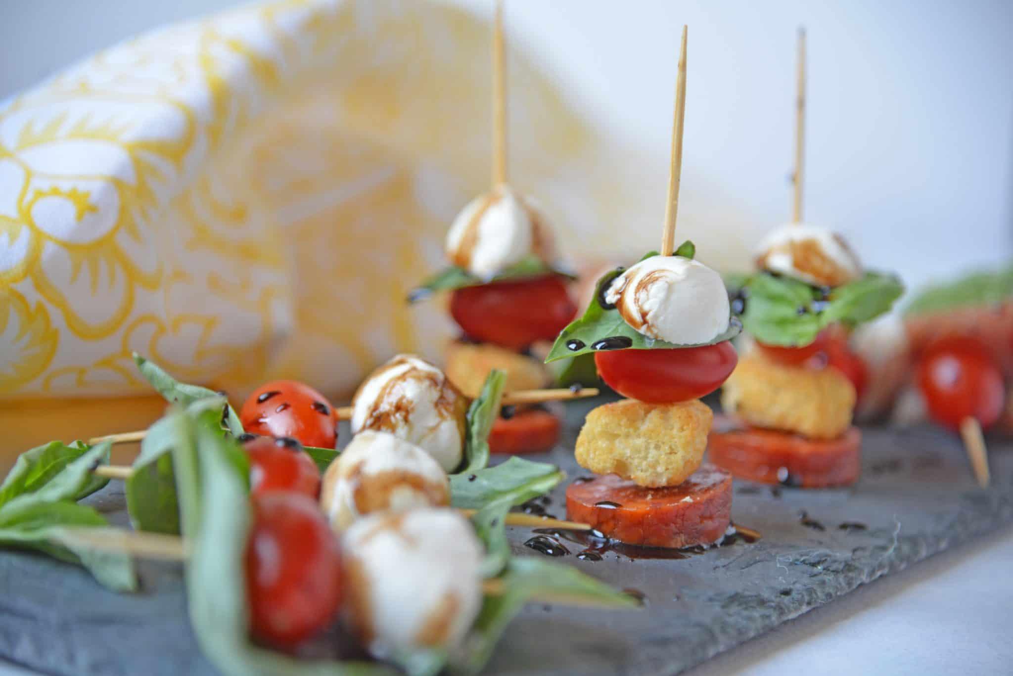 Caprese Salad Bites