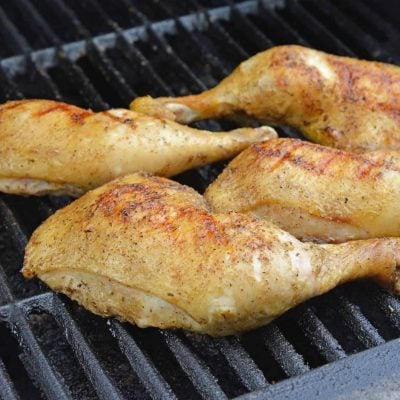 Fireman Chicken, also known as Cornell Chicken BBQ, is a classic BBQ chicken marinade that originated in upstate New York, but is making its way through the states!