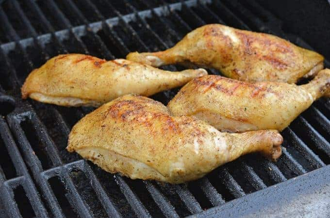 Fireman Chicken