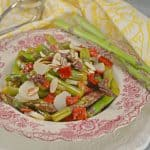Pickled Asparagus Salad