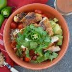 Chipotle Chicken Rice Bowls