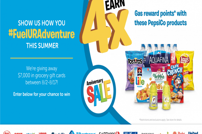 Refuel Your Summer with Safeway and a $500 Giveaway!