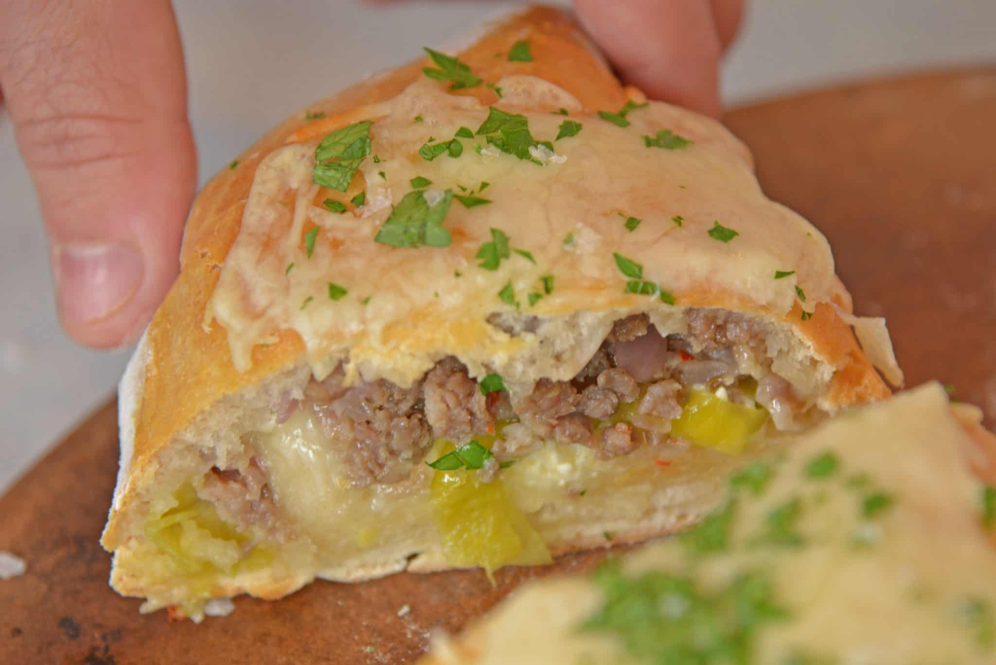 Peperoncini Sausage Stromboli is a crave-worthy, easy dinner recipe that your whole family will enjoy. Check out ways to make this your new family favorite.
