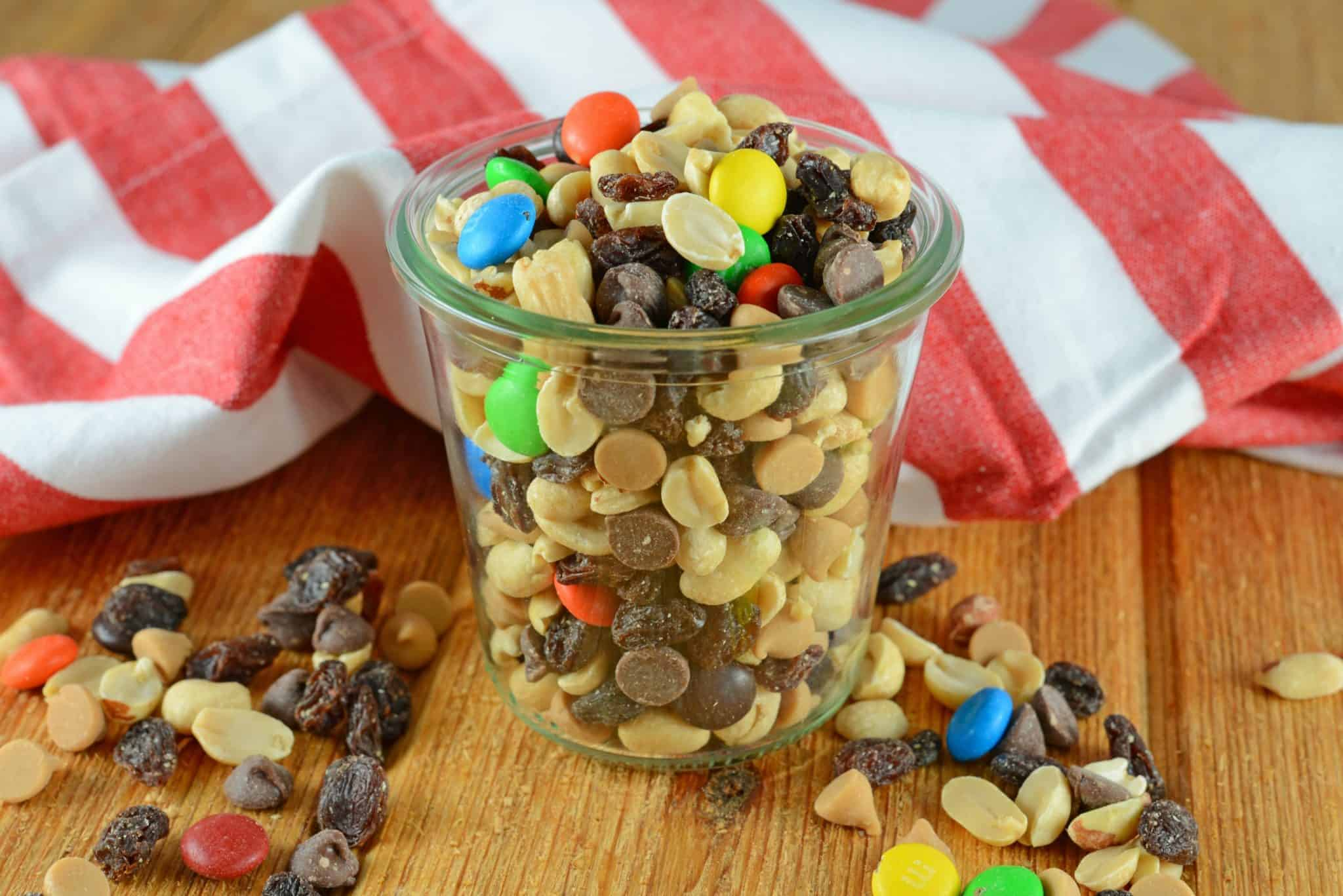 Monster Trail Mix Easy Homemade Trail Mix Recipe
