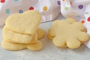 Sugar Cookie Dough- The Best Sugar Cookie Cutouts Recipe!