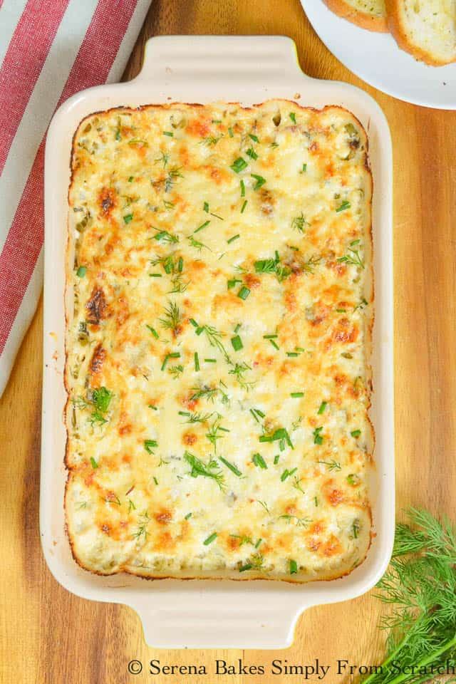 The Best Game Day Recipes – Hot Crab Dip
