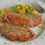 Guinness and Cheddar Meatloaf