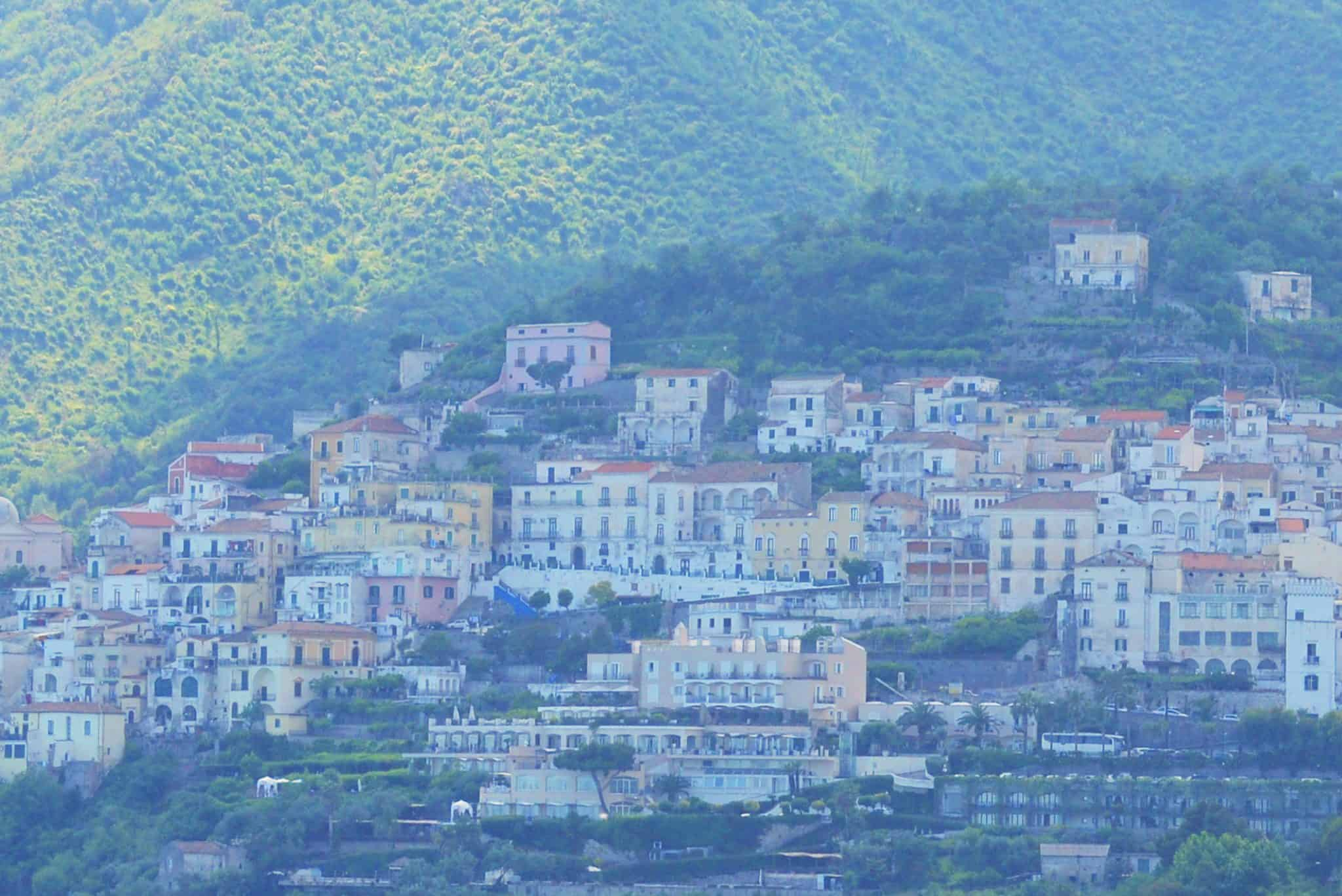 Planning Your Dream Vacation to Vietri Sul Mare, Italy on the Amalfi Coast. #traveltoitaly #amalficoast #italy www.savoryexperiments.com