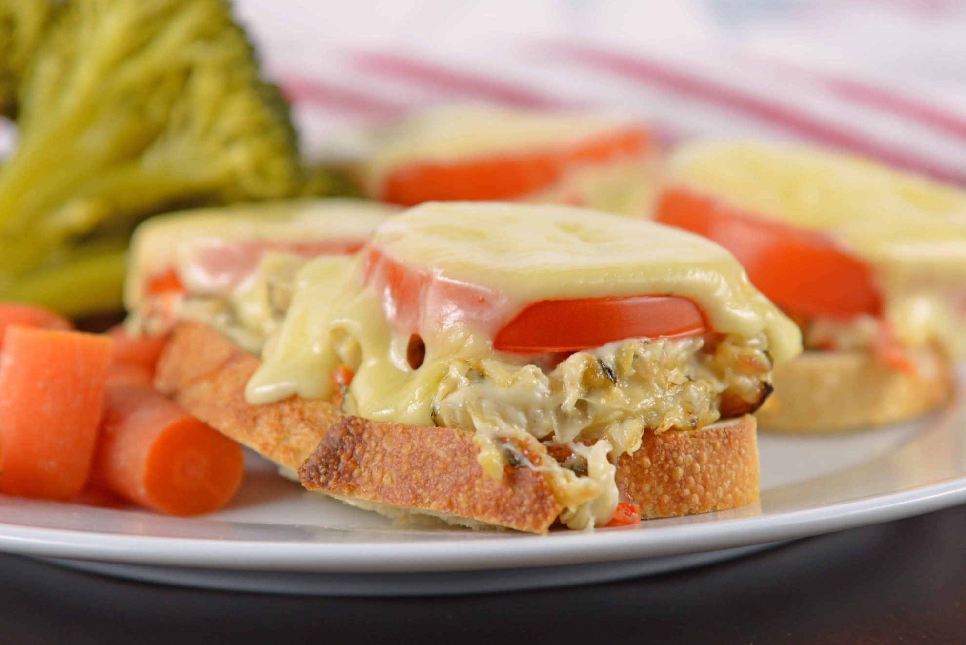Crab Melt Recipe - The Best Open Faced ...