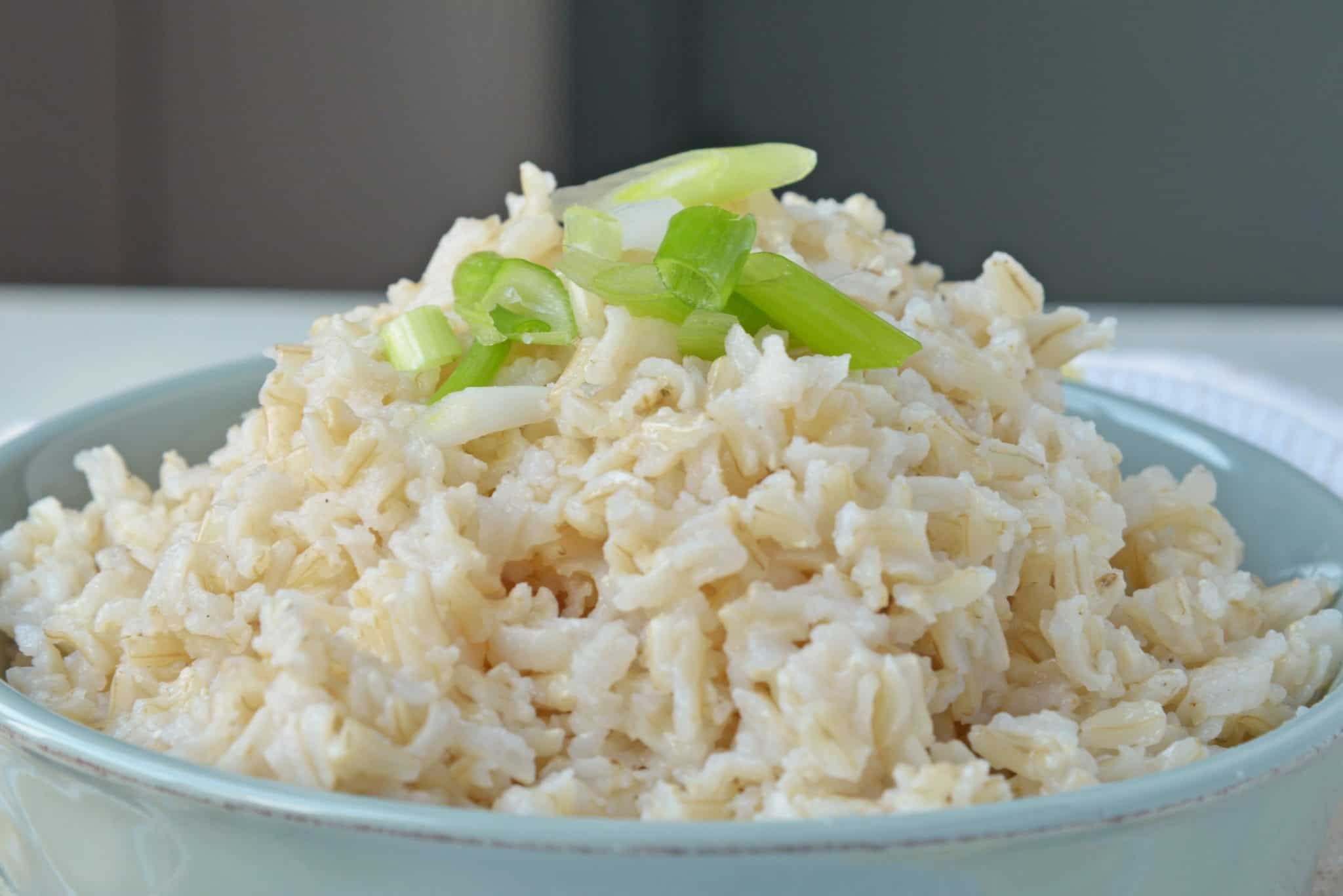 Ginger Rice is an easy and delicious jasmine rice recipe that's full of flavor. Great as a standalone side or as part of another Asian dish. #gingerrice #jasminericerecipes www.savoryexperiments.com