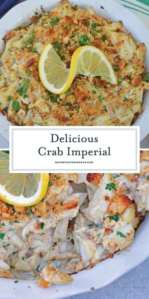 Crab imperial for pinterest