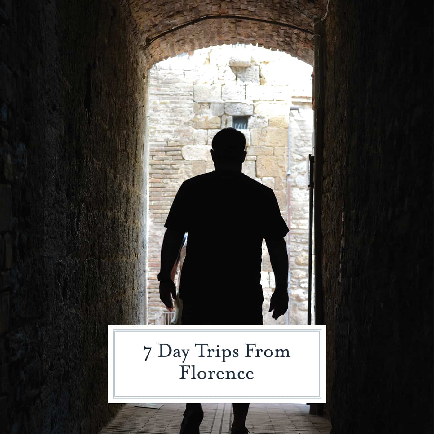 If you are looking to escape the bustle of the city, here are 7 fabulous day trips from Florence! #florence #tuscany www.savoryexperiments.com