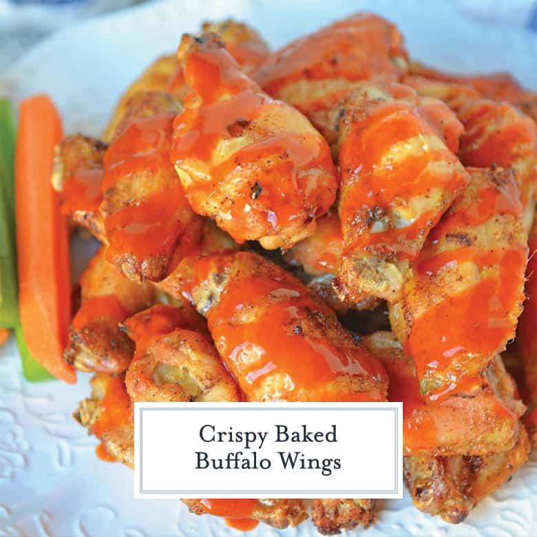 The Best Buffalo Wing Recipe