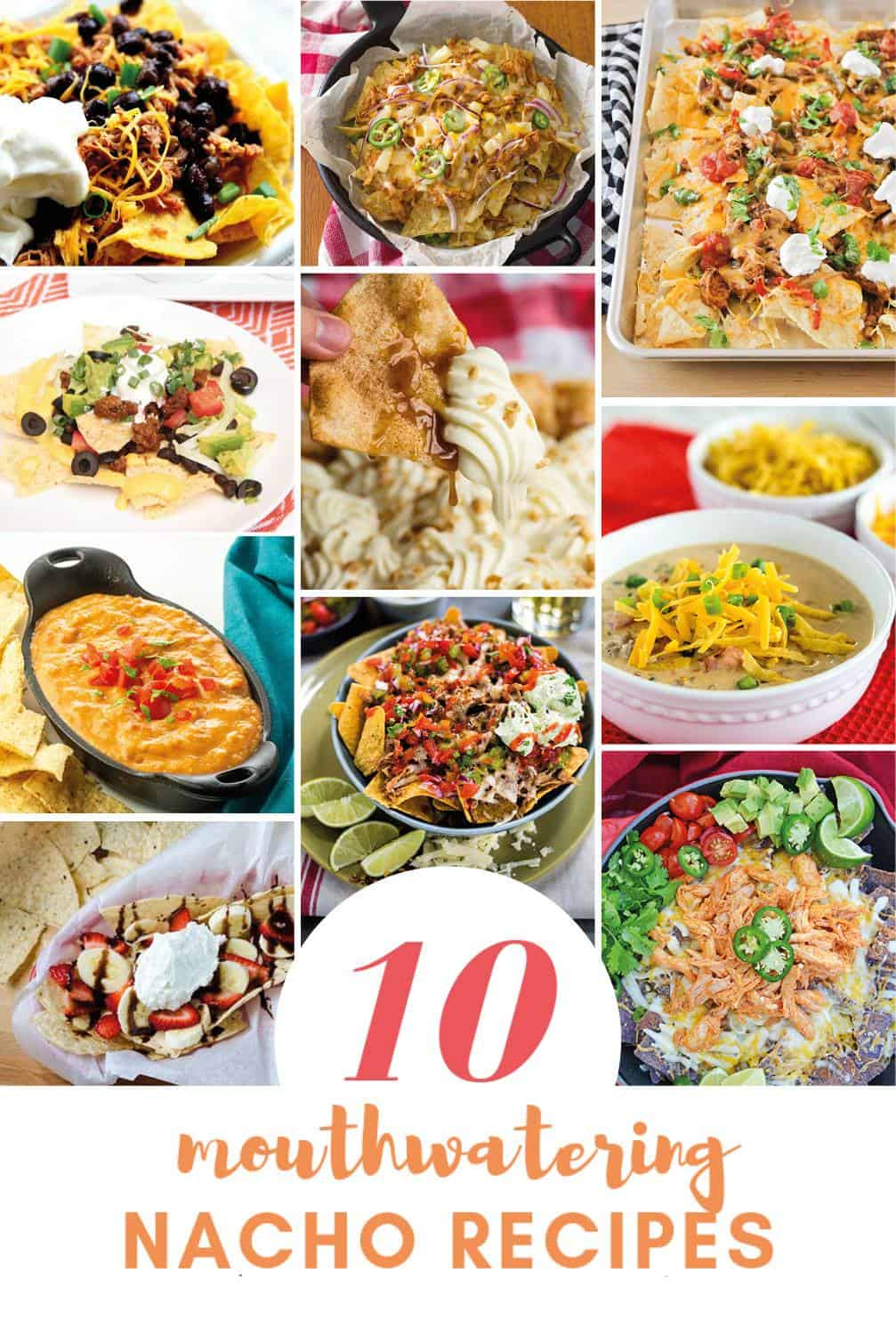 10+ Awesome Nacho Recipes!