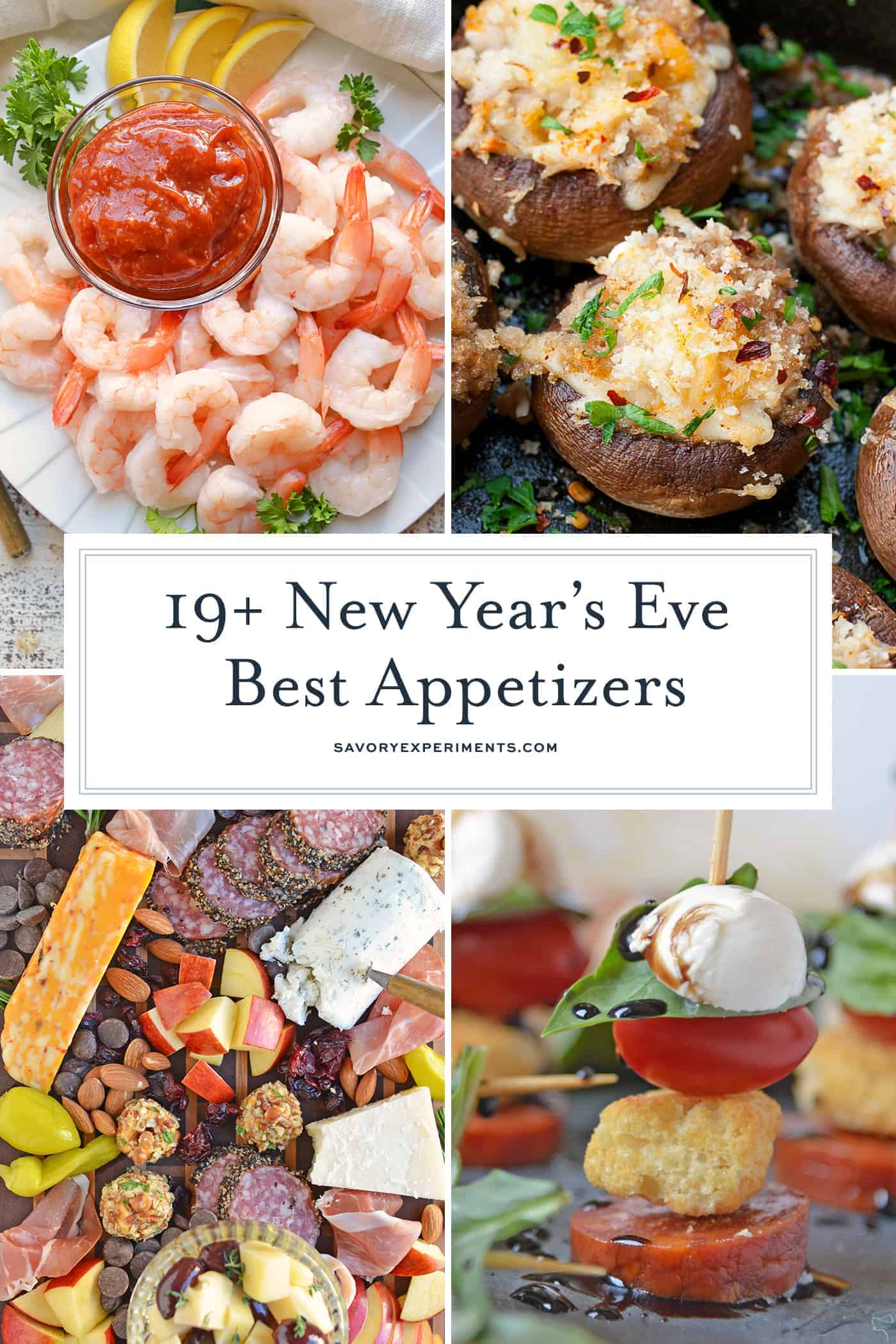 New Years Eve Appetizers Best New Years Eve Appetizers For A Party