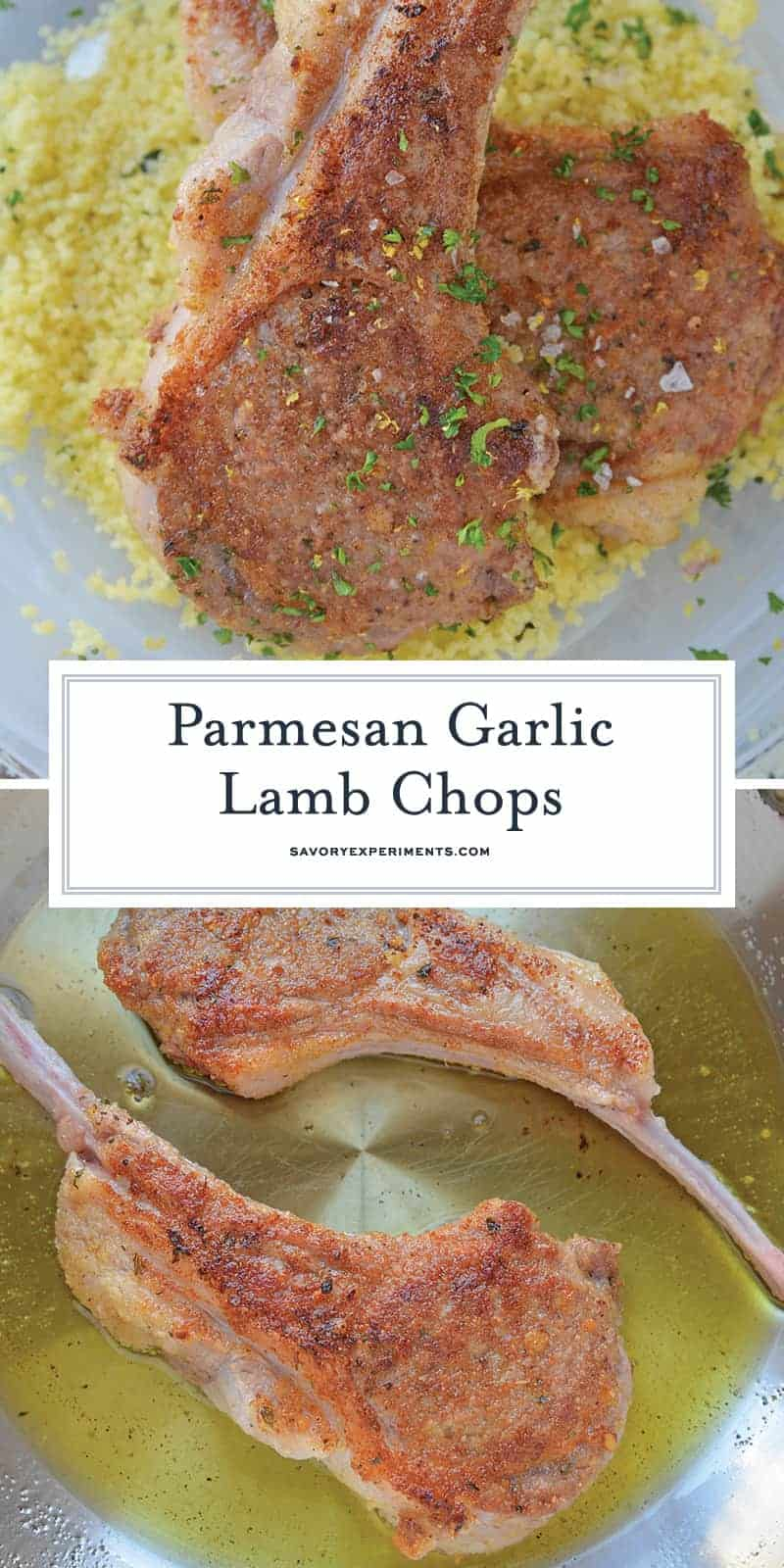 Lamb chops for pinterest