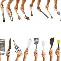 List of basic kitchen tools