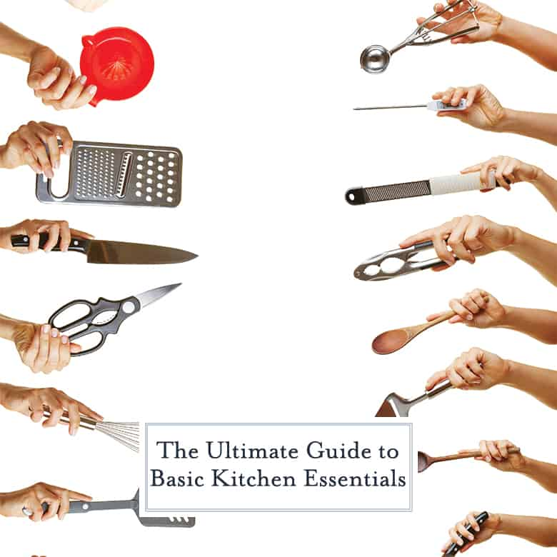 20+ Basic Kitchen Essentials | Tools that Every Home Cook ...