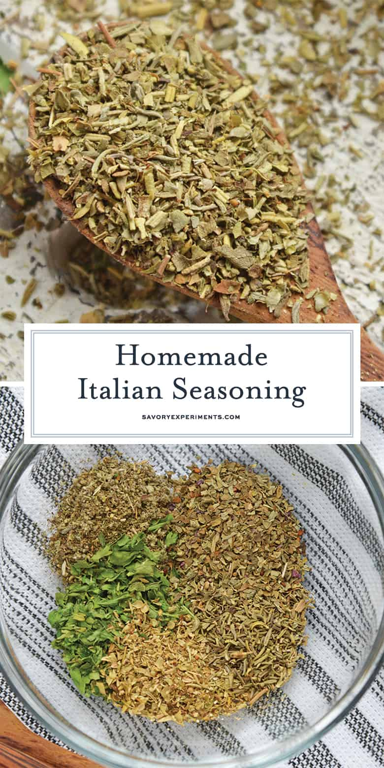 italian seasoning for pinterest