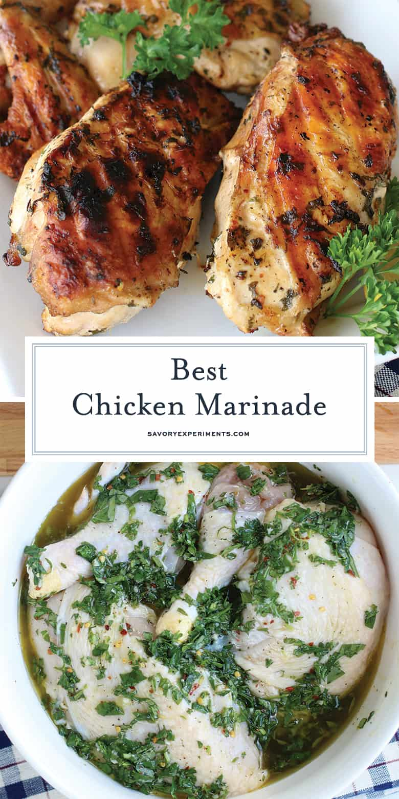 best chicken marinade for pinterest