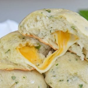 cheese stuffed rolls