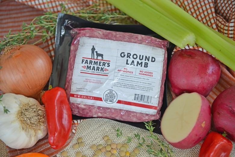Farmer's Mark Ground Lamb