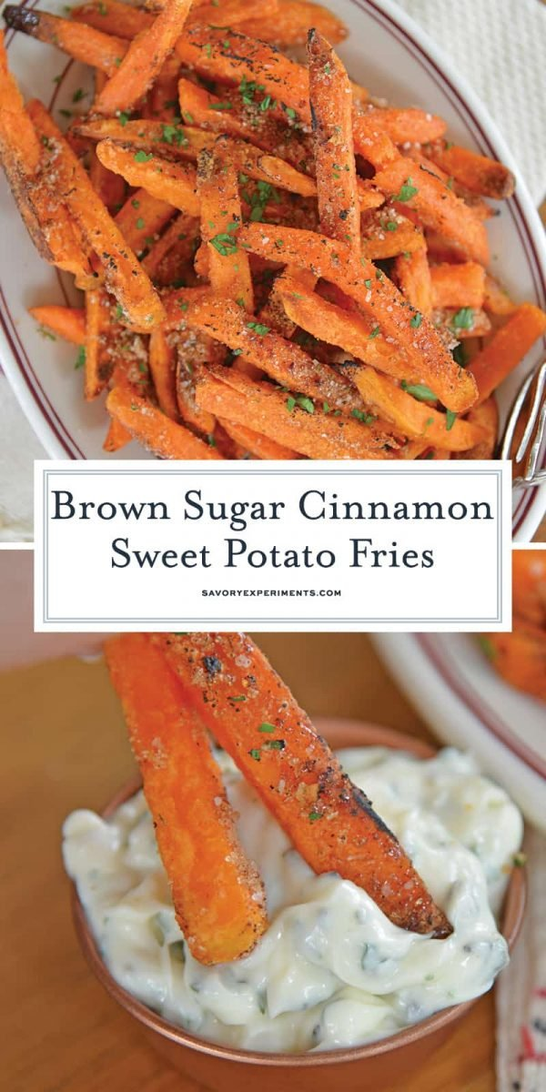 Brown Sugar Sweet Potato Fries Recipe