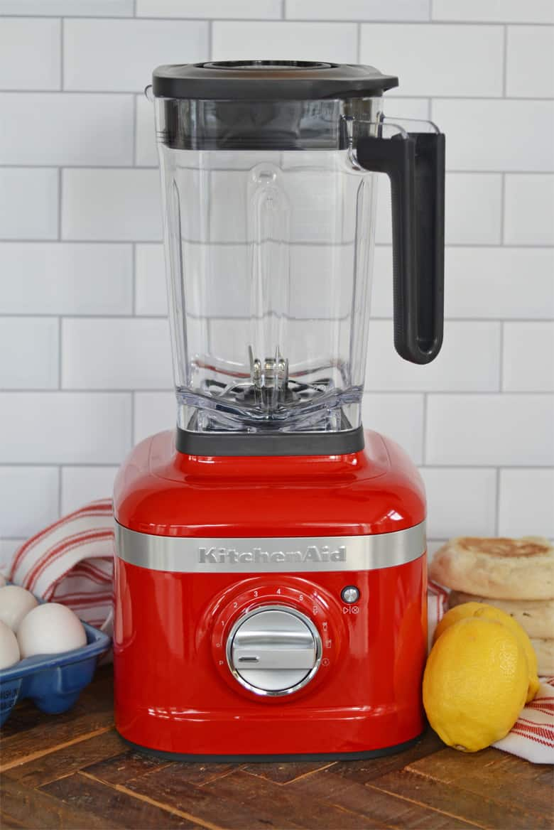 New KitchenAid K400 blender