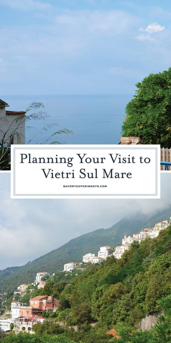 Planning your visit to Vietri Sul Mare