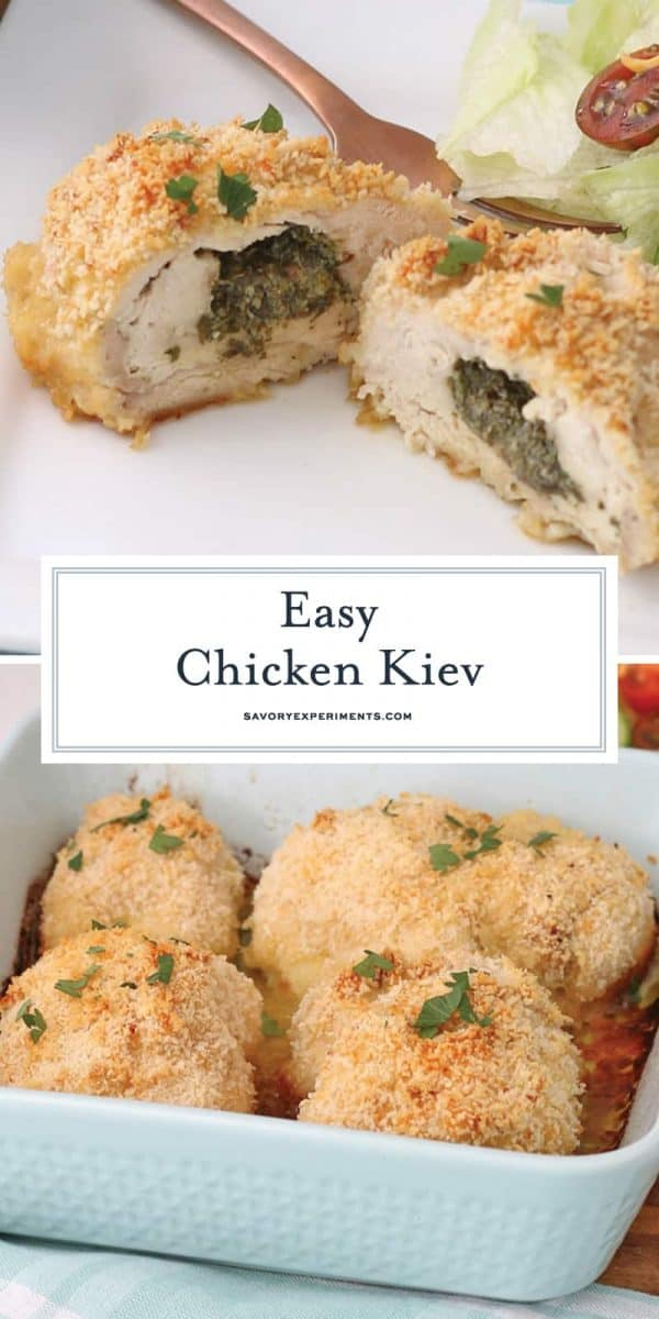 Chicken Kiev for Pinterest