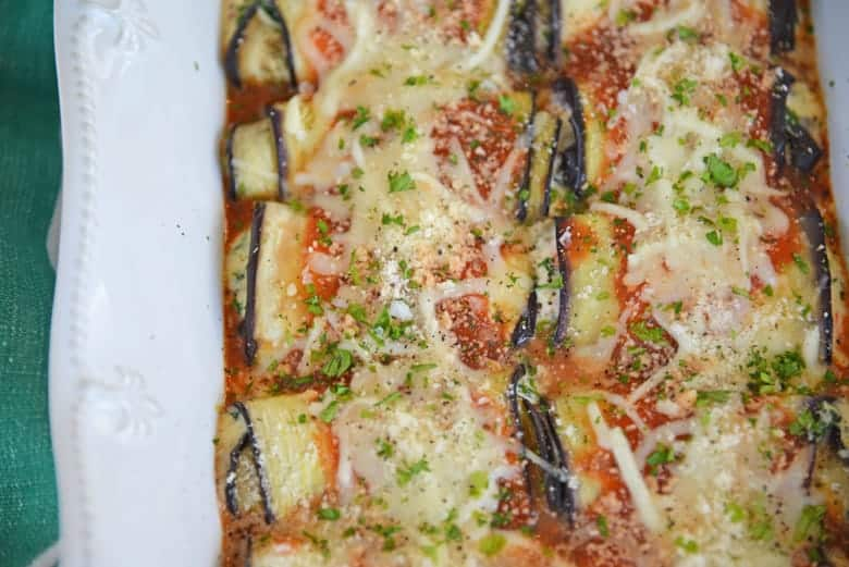 How to make eggplant rollatini