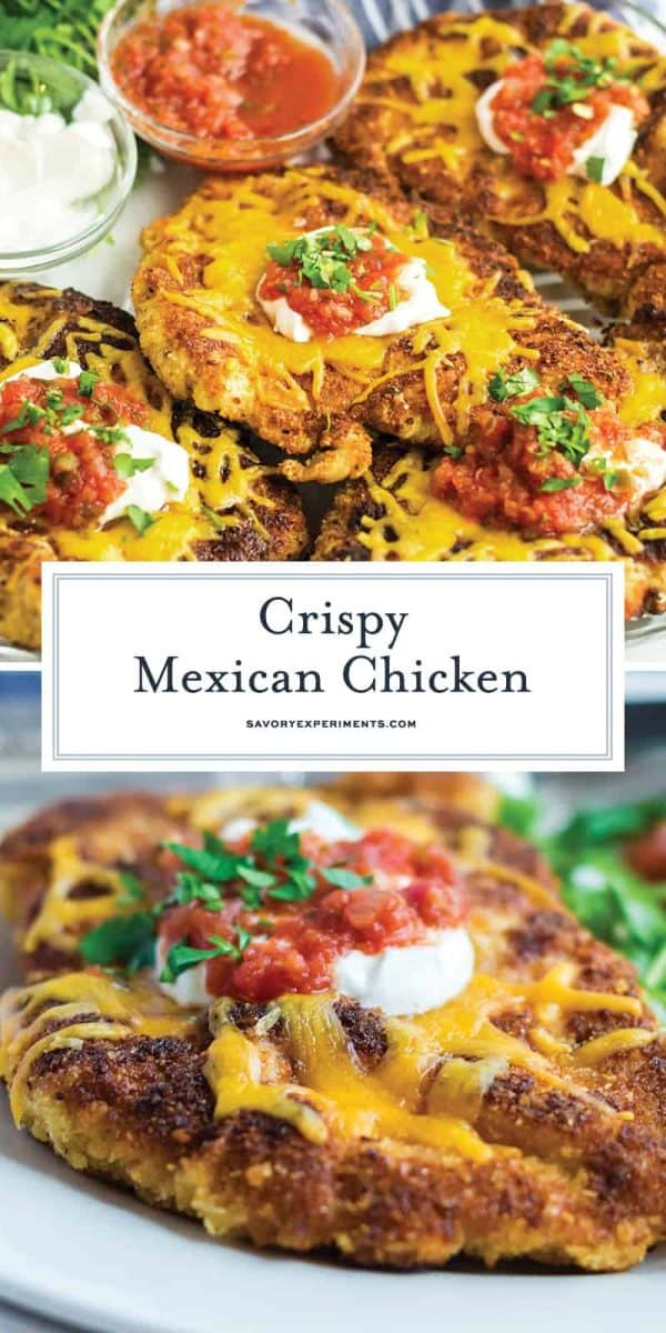 Dressed Mexican Chicken