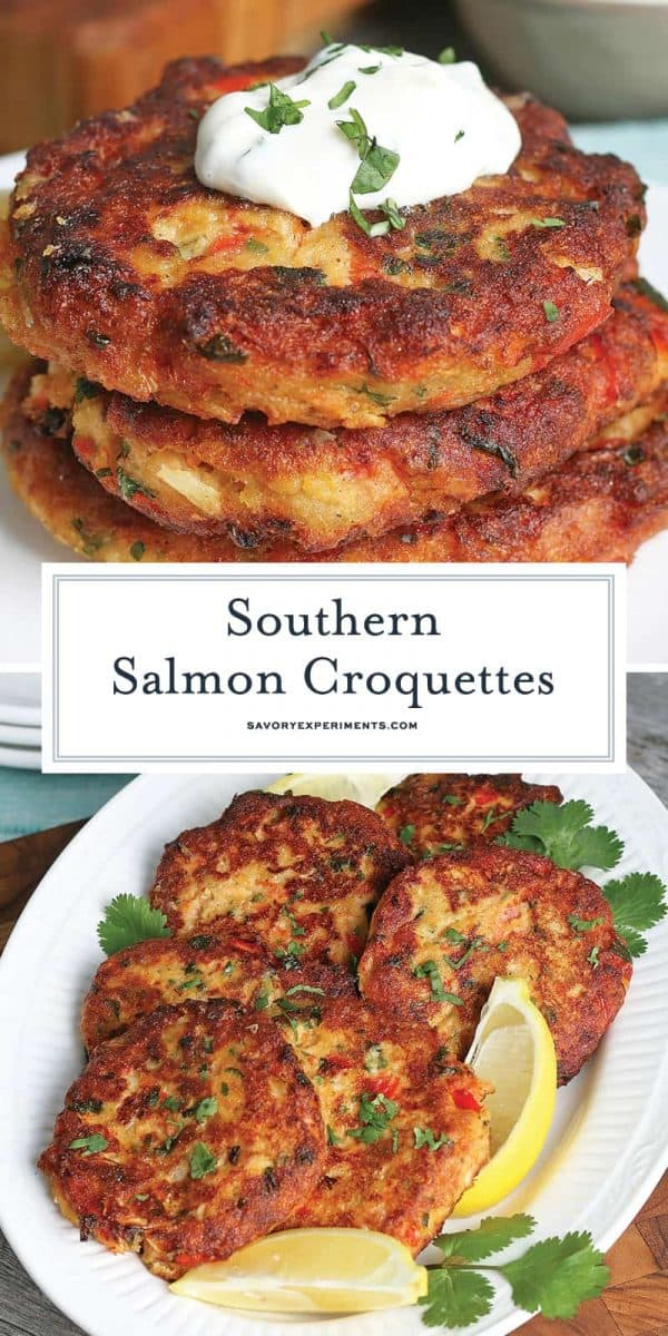 Southern Salmon Croquettes