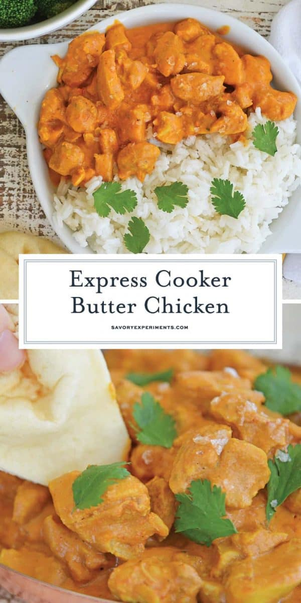 Easy and quick Indian Butter Chicken