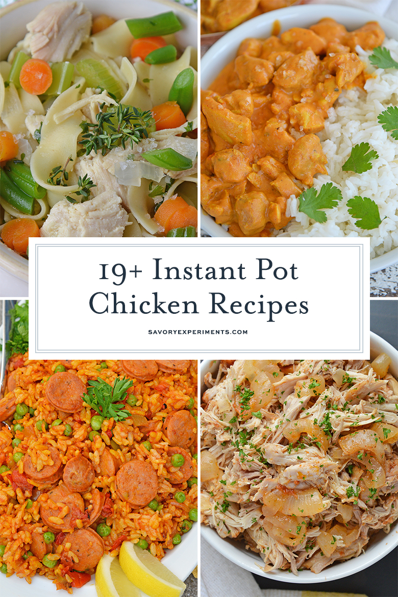 chicken of instant pot chicken recipes