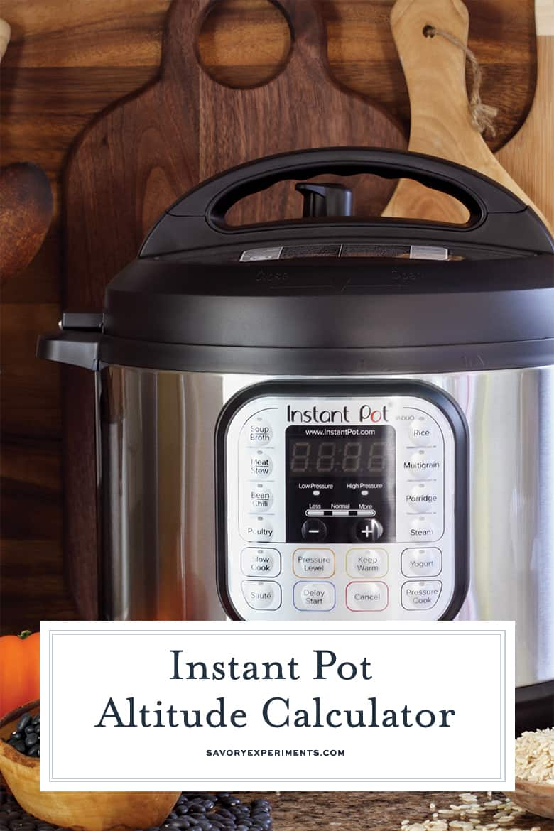 instant pot with cutting boards