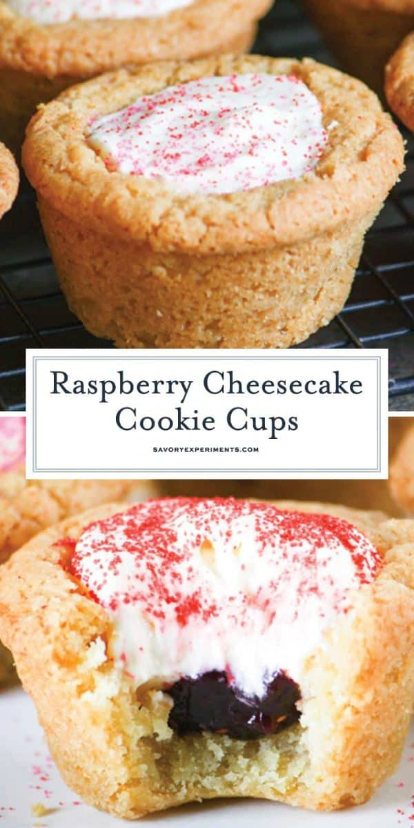 Cheesecake Cups for Pinterest