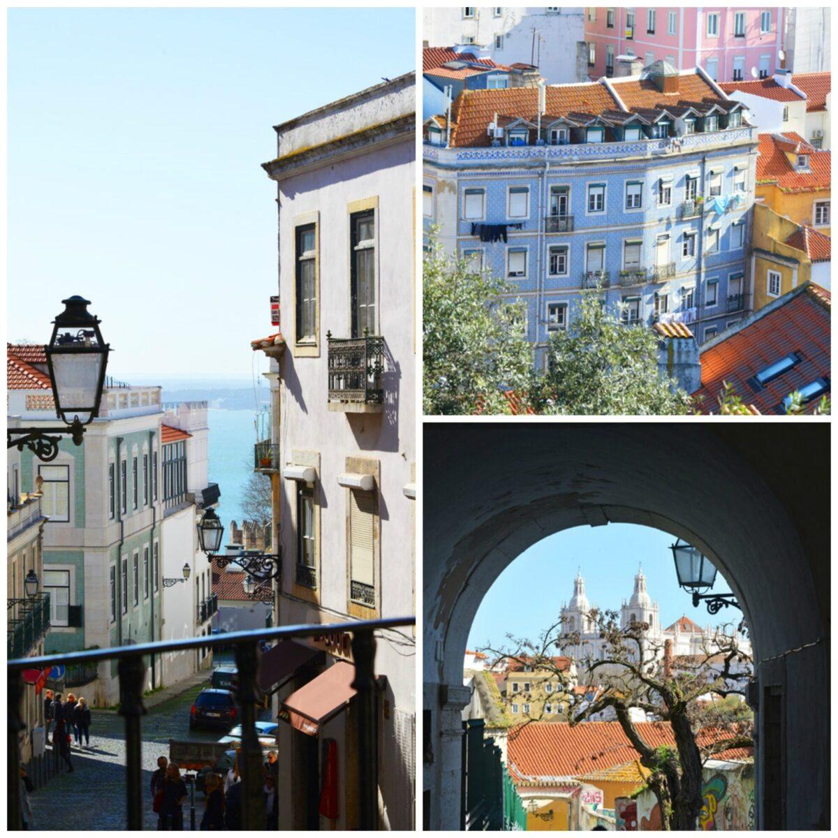 Sites in Lisbon