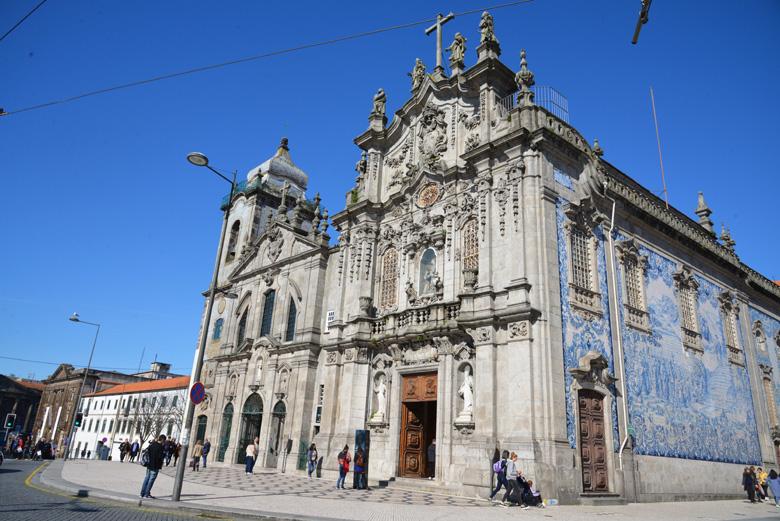 Igreja de carmo front
