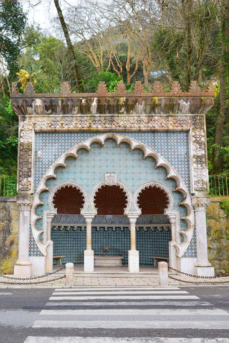 Fountain in Sintra