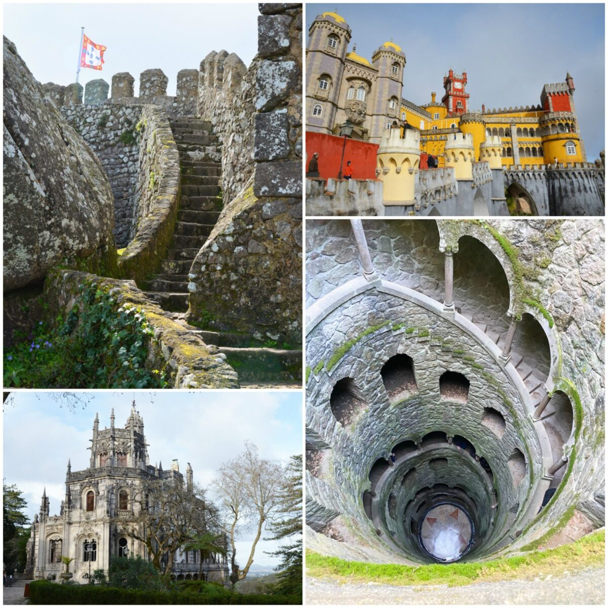 Sites in Sintra