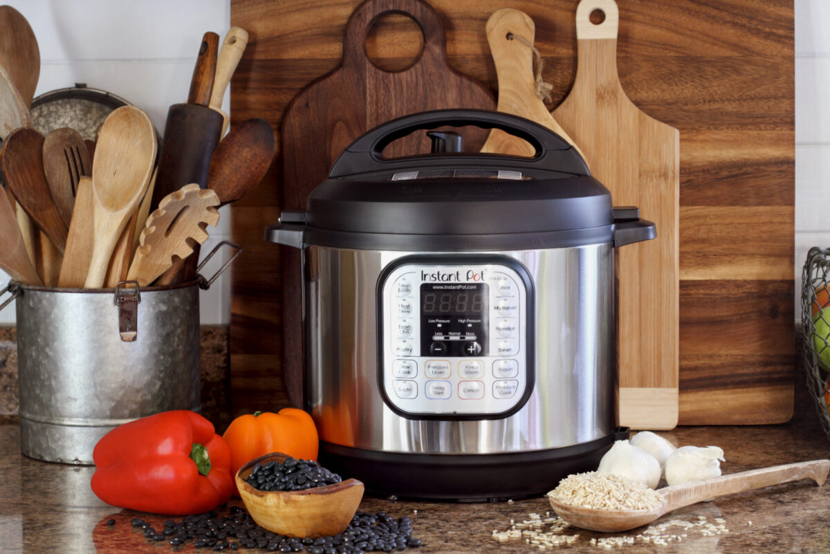 High Altitude Pressure Cooker