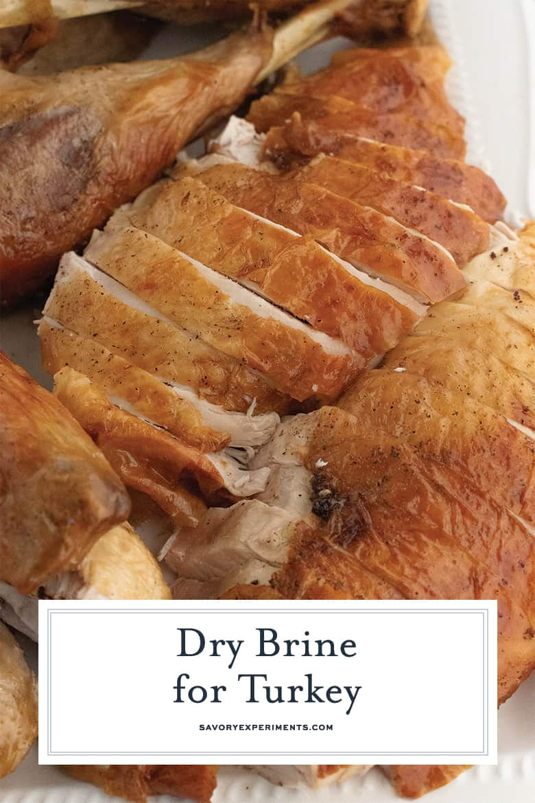 turkey dry brine for pinterest