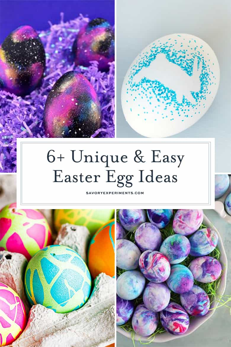 Fun Easter Egg Decorating Ideas Recipes For Leftover Boiled Eggs