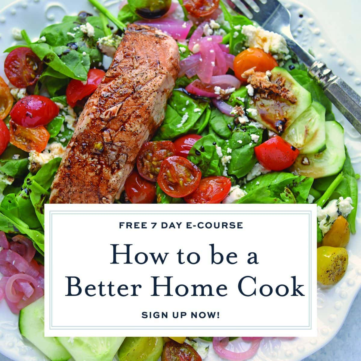 how to be a better home cook cover